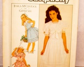 Simplicity Girl's Dress Pattern 8703-Size 7
