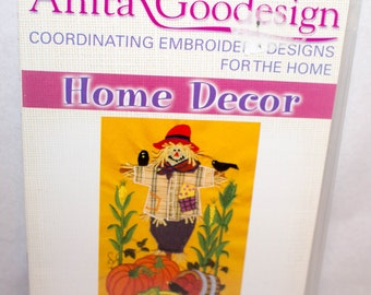 Embroidery design CD-Anita Goodesign- Autums Harvest