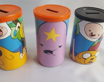 Adventure Time Money Tin Small