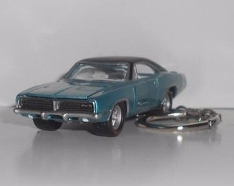 1969 Dodge Charger Key Chain