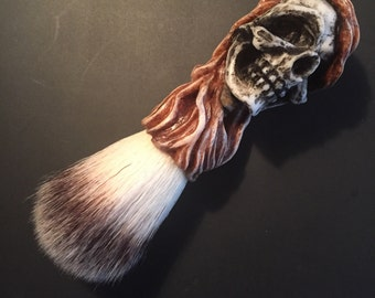 Mirage - Shaving Brush (Ginger)