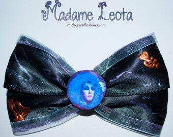 Madame Leota Hair Bow