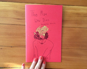The Man Who Does minicomic