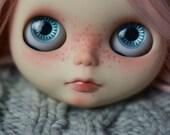 Blythe custom TBL FACEPLATES by Cristina Quero