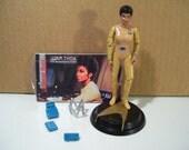 Vintage Star Trek Classic Movie Series Lt. Uhura Action Figure, Playmates 1995