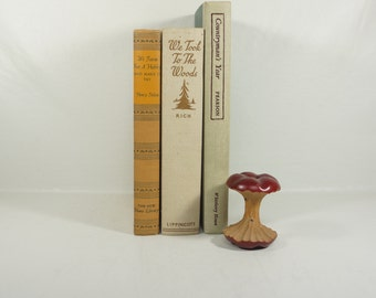 Amazing Combination of Books! - Self Subsistence - Farming for Profit - Country Living - 1940s
