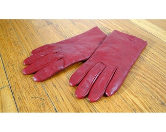 1990s Leather Gloves