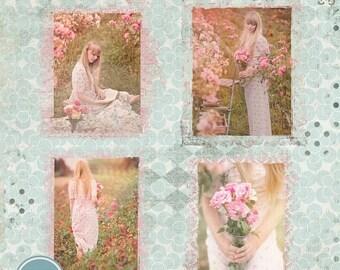 ON SALE Digital Frames, Valentine's Day Frames for Photographers - Instant Download