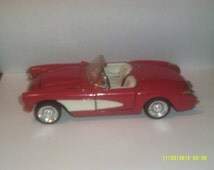 Chevy Corvette 1957 Superior SS7708 1/24 1:24 Scale - Diecast Model Car