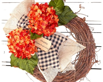 Wreath,Welcome Wreath,Thanksgiving Wreath, Fall Wreath,Pip Berry Wreath,Autumn Wreath,Autumn Decor,Harvest Wreath, Fall Wreaths