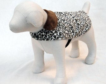Jungle Cat Coat for Dogs