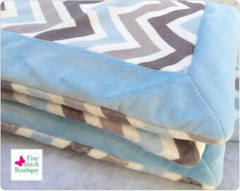 Chevron baby quilt | Etsy : chevron baby quilt - Adamdwight.com