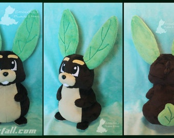 Leif the Forest Bun original plush