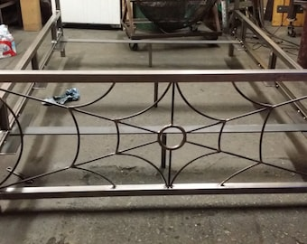 iron bed queen sizewrought iron bed gothic spiderwebmetal bed - Wrought Iron Bed Frame Queen