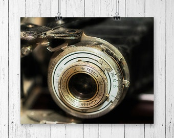 Vintage Camera Fine Art Photography Vintage Home Decor Gift for her Photographer Gift Bedroom Wall Decor Still Life Art Shabby Chic Decor