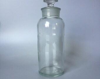 TCW USA Apothecary Bottle