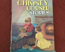 Chimney Stories by Enid Blyton1963 Vintage Children's Book