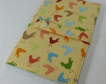 Chicken Toss Pattern Keeper Chart Holder