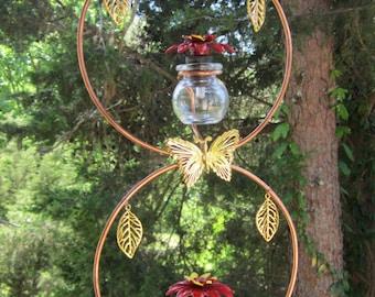 "Hummingbird feeder ""Eight"""