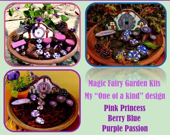 Fantasy child toys,fairy garden,,fairy garden kits,children gifts,toy tree house,fairy accessories,fey,fairie,fantasy,magic,