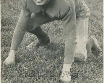 Harry Speidel Washington Cougars football player photo