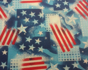 Faded Flags (set of 4)
