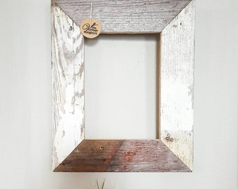 "Barn Wood Picture Frame, 5"" x 7"""