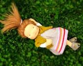 Amaryll- 14 inch waldorf inspired doll
