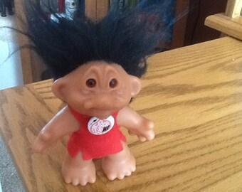 1968 DAM Troll Era of Laugh Troll Doll