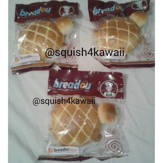 Squishy Breadou Torto : Rare Breadou Torto Squishy in Original Packaging