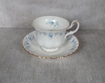 Royal Albert Tea Cup Memory Lane 1970