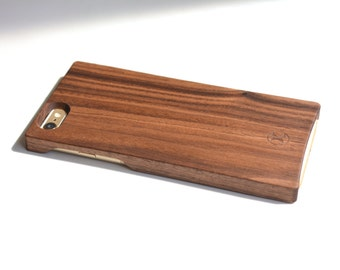 Solid Wood iPhone 6 PLUS Case - Walnut