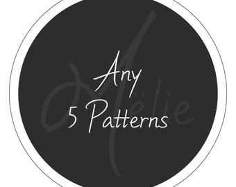 Any 5 patterns