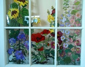 Grandma's Garden Window
