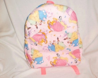 Child's Princess backpack