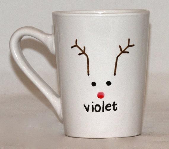 Reindeer Mugs Christmas Wikii