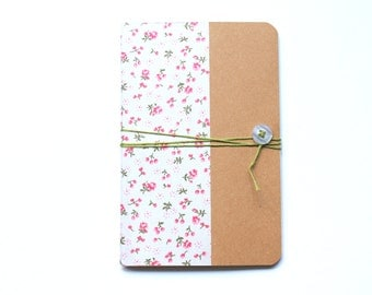 Notebook - handmade