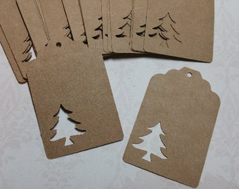 25 Holiday Gift  tags/Labels.          #LO-68