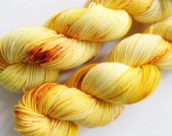 Prosecco - Ultra Sock Yarn - Hand Dyed Sock Yarn