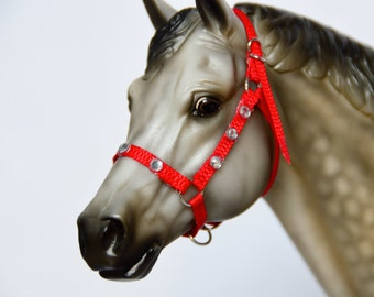 Breyer Model Horse Rhinestone Halters