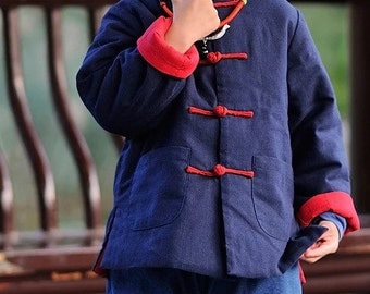 Boys Chinese New Year Jacket
