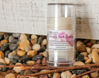 Pretty Feet Lotion Stick--2 oz