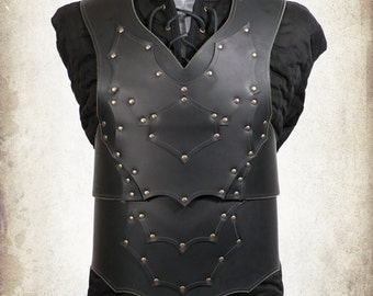 Mercenary - mercenary breastplate armor for LARP, action roleplaying and cosplay