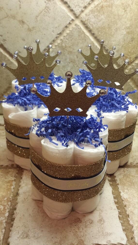 Little Princess Baby Diaper Cake