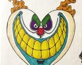 Clownsy The Hate Monster