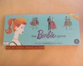 BARBIE Queen of the Prom Board Game STILL SEALED 1994 edition of the 1960's original Ken scholarship Formal Gown great gift Never Played fun