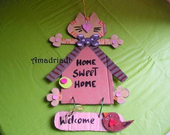SIGN HOME