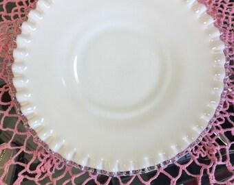 Vintage Fenton Silvercrest Plate