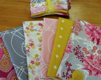Joel Dewberry Free Spirit Fat Quarter Bundle Wander