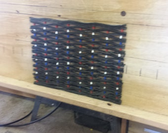 """18x24"""" Mat Made From Recycled Tires"""
